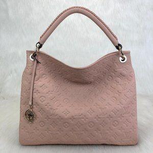 Louis Vuitton Artsy Empreinte %100 genuine leather